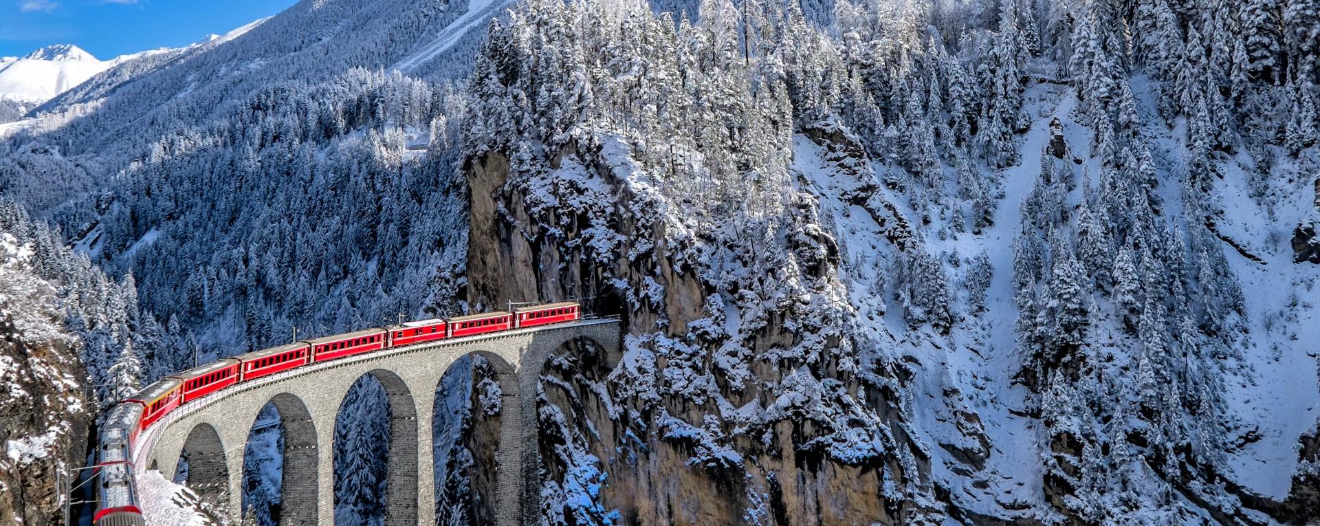 Resultado de imagen para 1 - Glacier Express Suiza